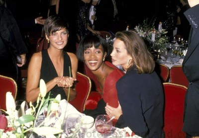 Evangelista, Campbell, Turlington