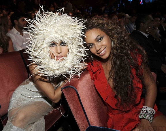 Beyonce Knolwes and Lady Gaga