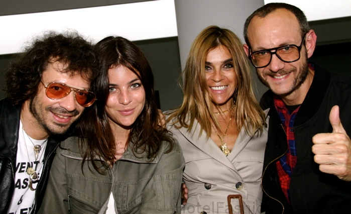 olivier julia and carine, terry richardson