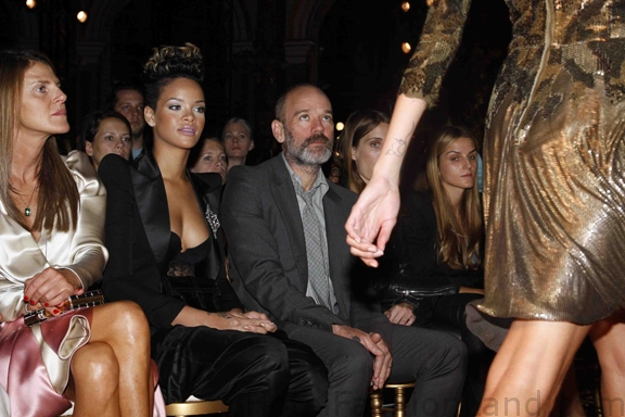 CELEBS AT BALMAIN