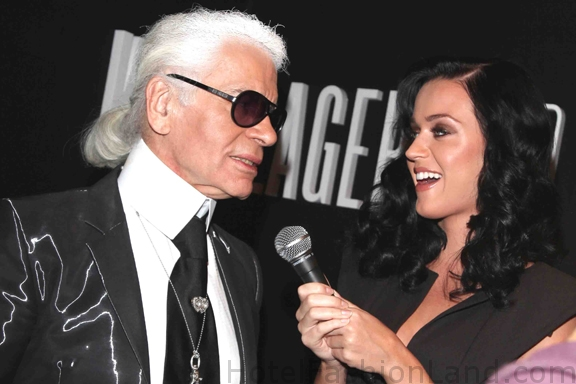 PERRY AND LAGERFELD