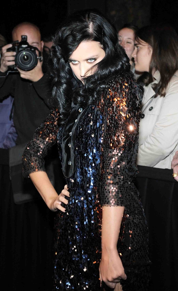 KATY PERRY AT SONIA RYKIEL