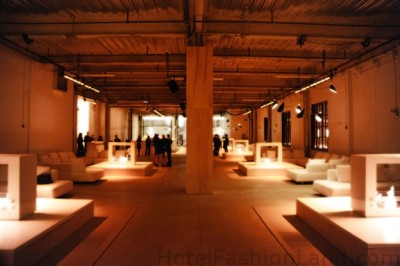 CALVIN KLEIN COLLECTION Afterparty at 15 Little West 12th St, NYC.