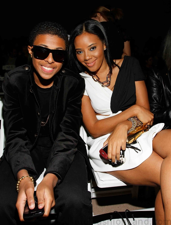 DIGGY and VANESSA