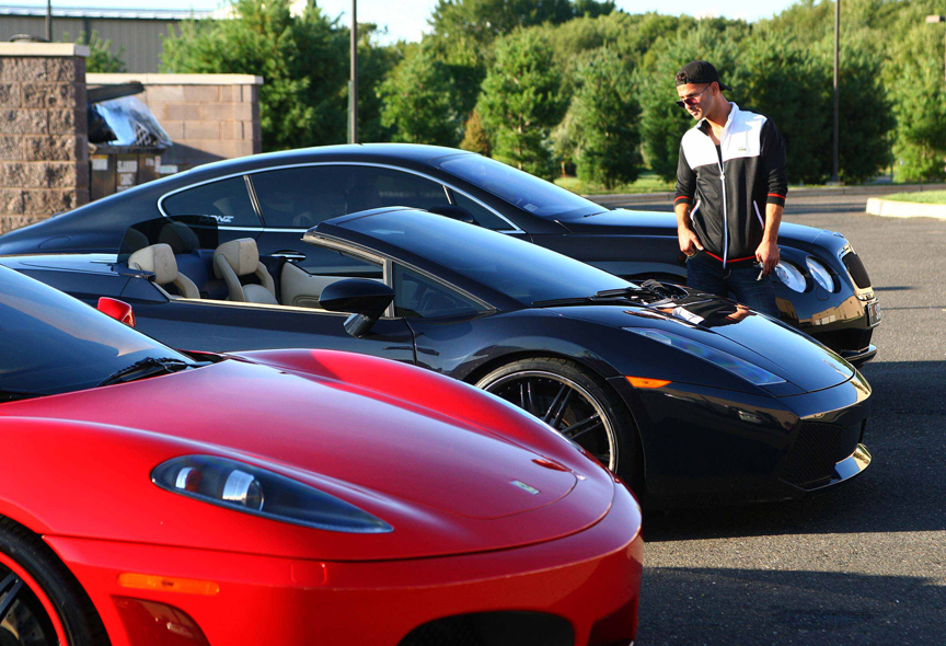photo of Mike Sorrentino Ferrari F430 Spider - car